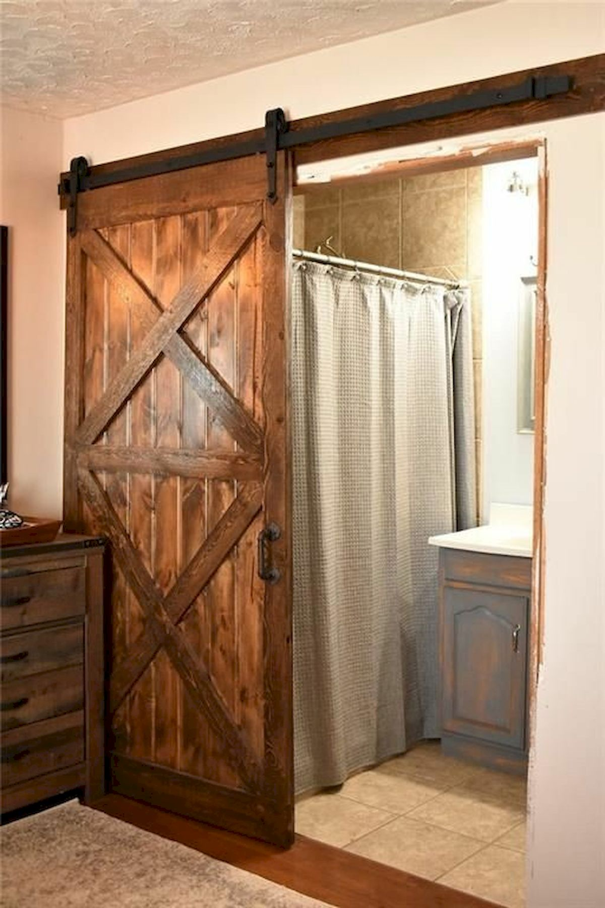 70 Rustic Home Decor Ideas for Doors and Windows (7)
