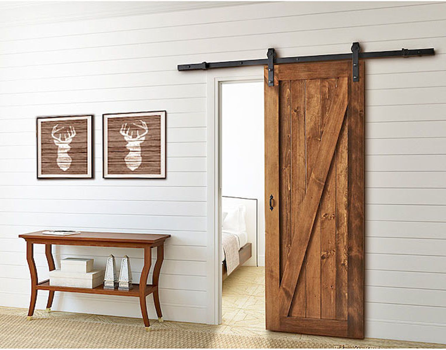 70 Rustic Home Decor Ideas for Doors and Windows (70)