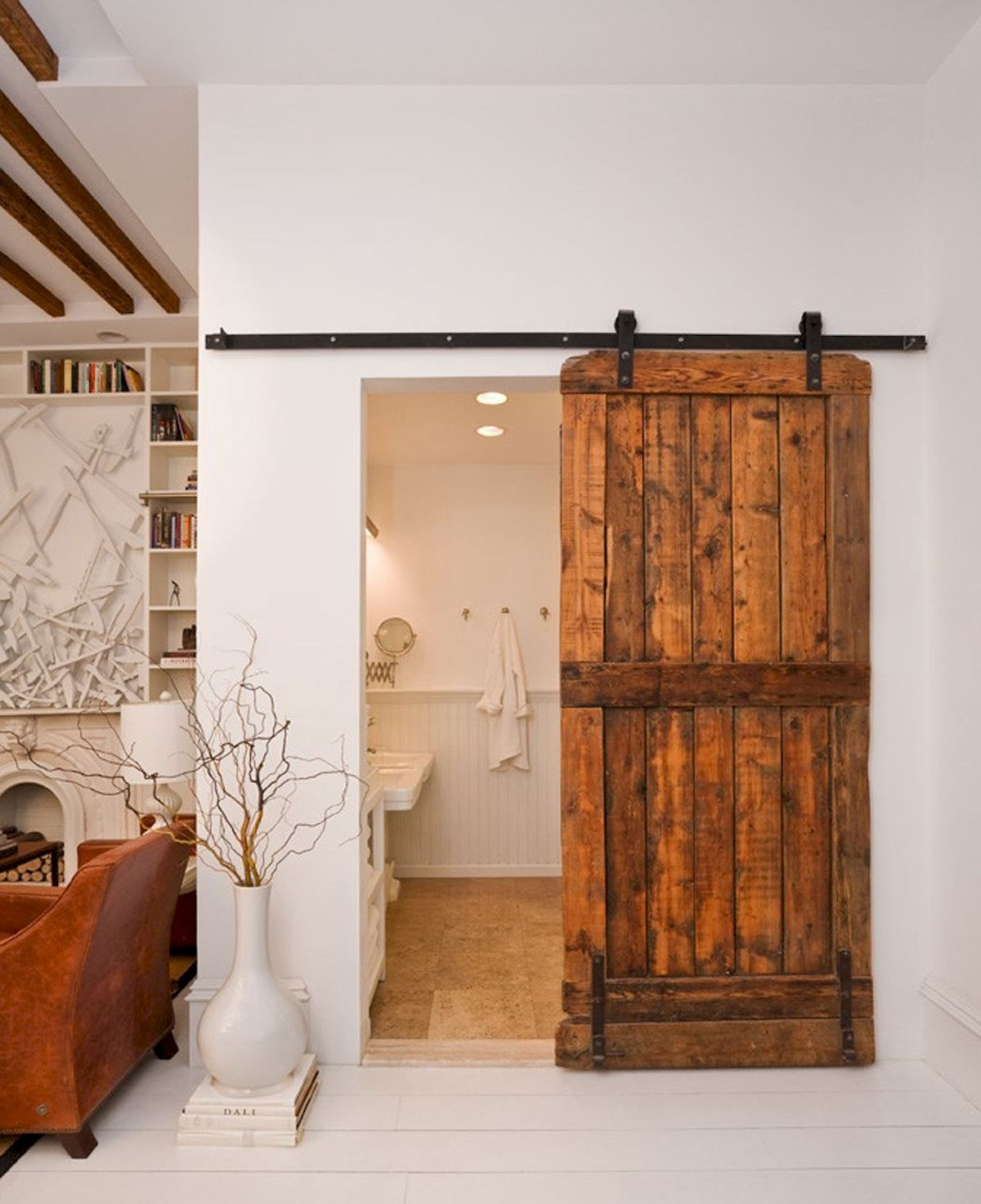 70 Rustic Home Decor Ideas for Doors and Windows (8)