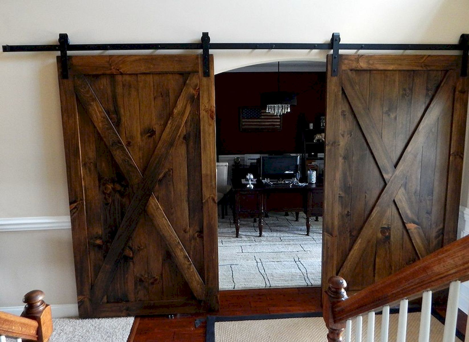 70 Rustic Home Decor Ideas for Doors and Windows (9)