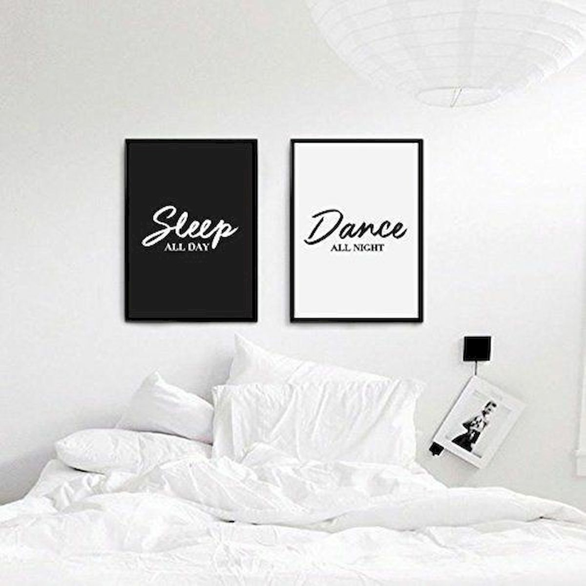 70 Simple Wall Bedroom Decor and Design Ideas (23)