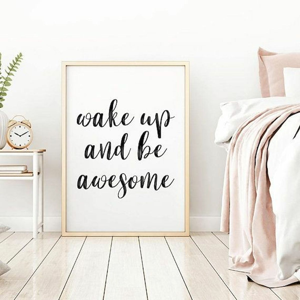 70 Simple Wall Bedroom Decor and Design Ideas (30)