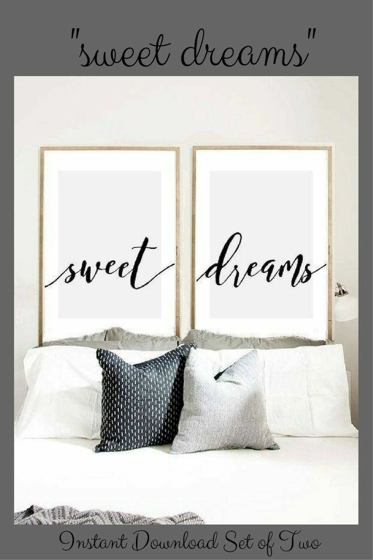 70 Simple Wall Bedroom Decor and Design Ideas (41)
