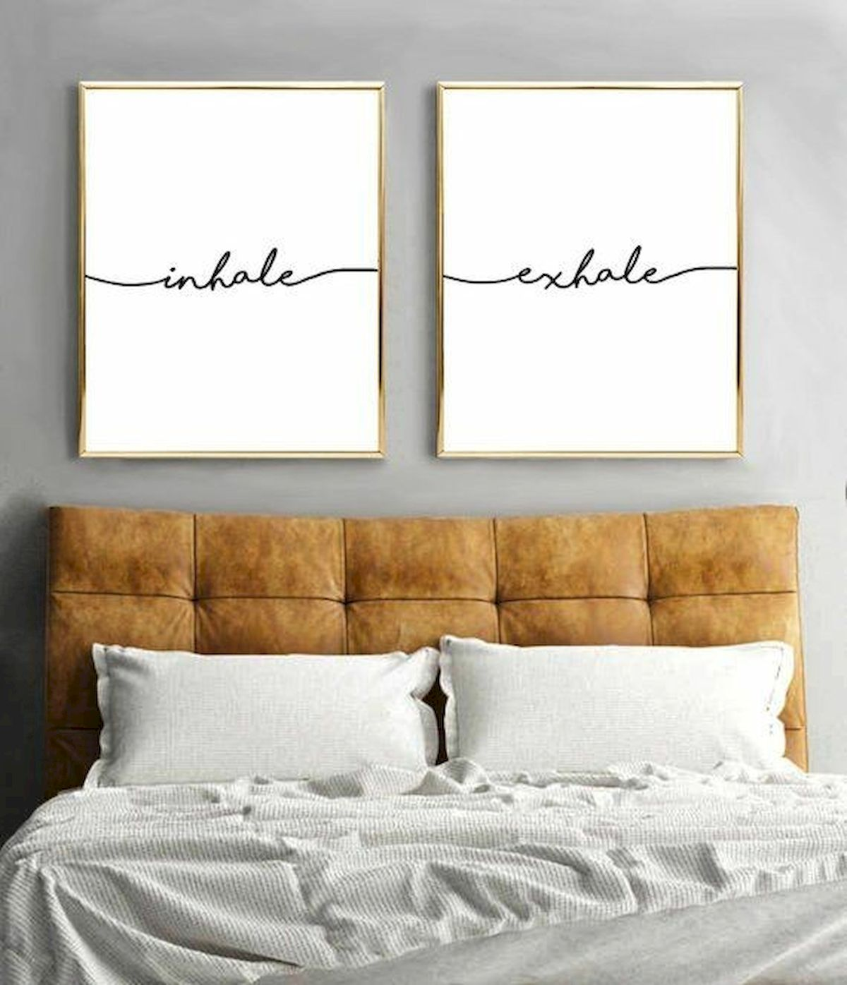 70 Simple Wall Bedroom Decor and Design Ideas (42)