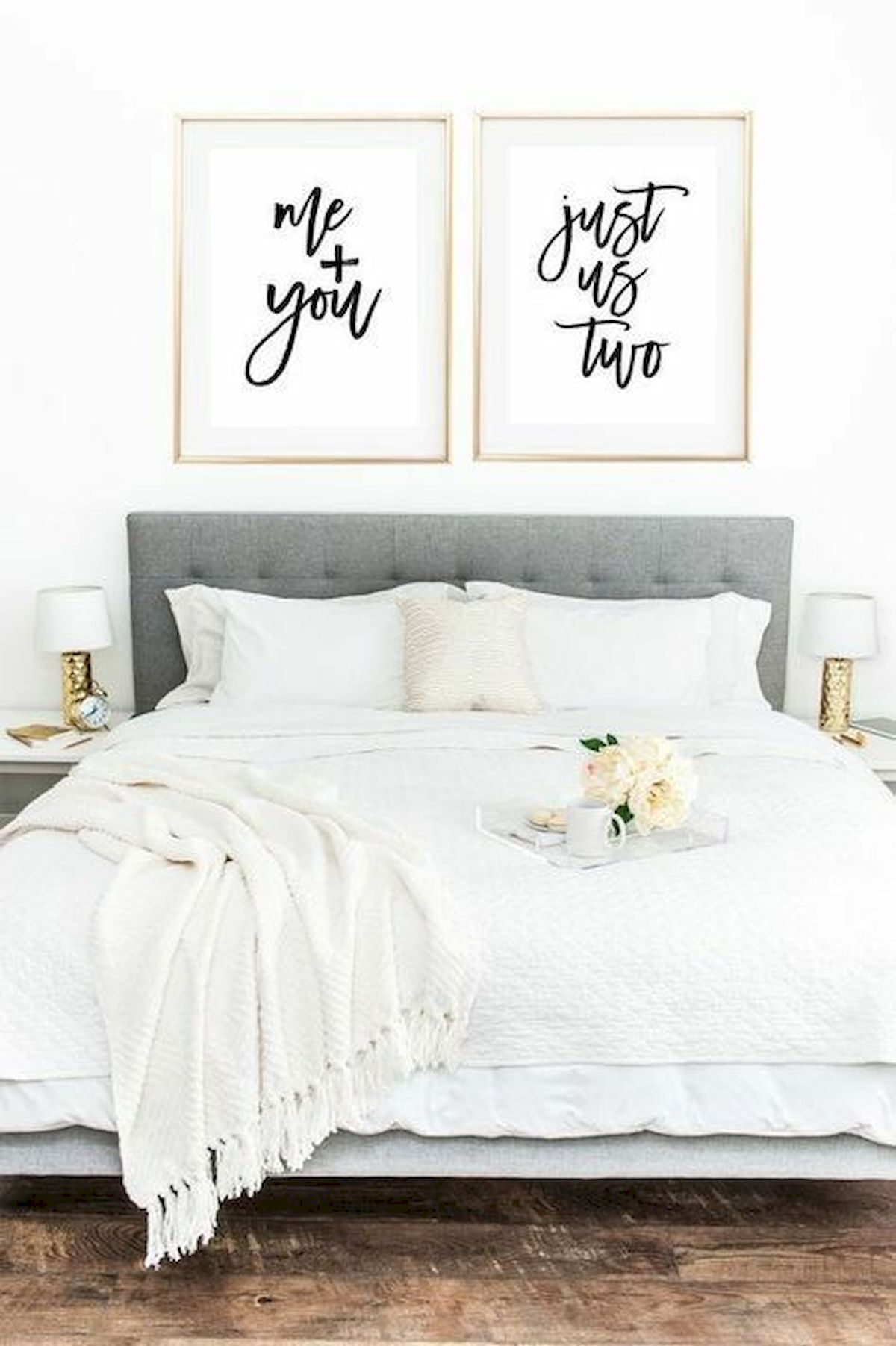 70 Simple Wall Bedroom Decor and Design Ideas (64)