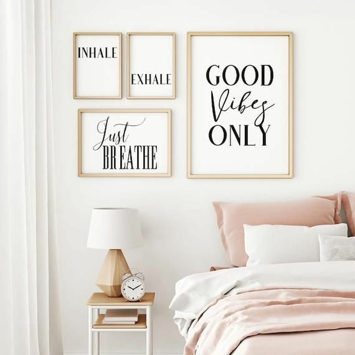 70 Simple Wall Bedroom Decor and Design Ideas (67)