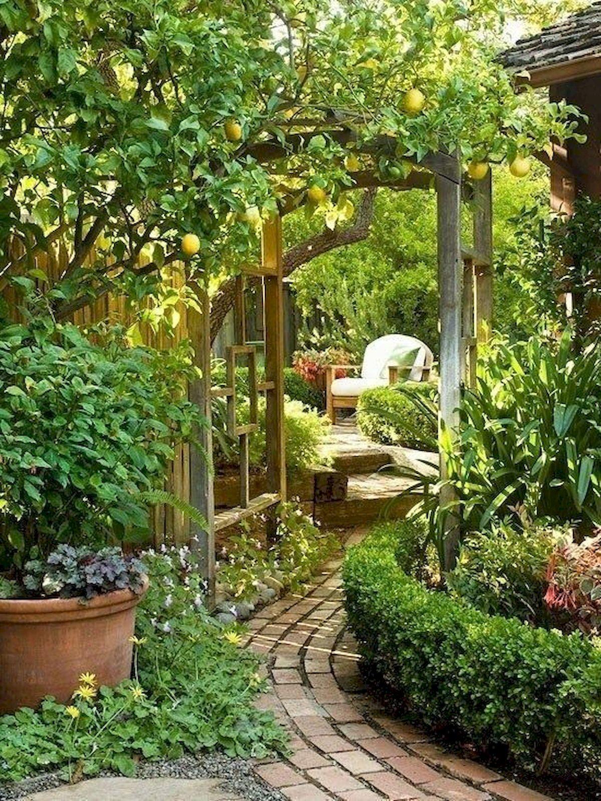 35 Stunning Backyard Garden Design Ideas (2)