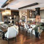 40 Adorable Farmhouse Dining Room Design And Decor Ideas (29)