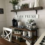 40 Adorable Farmhouse Dining Room Design and Decor Ideas (33)