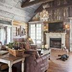 40+ Awesome Farmhouse Design Ideas For Living Room (12)