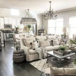 40+ Awesome Farmhouse Design Ideas For Living Room (20)