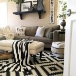 40+ Awesome Farmhouse Design Ideas For Living Room (21)
