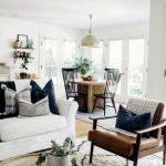 40+ Awesome Farmhouse Design Ideas For Living Room (26)