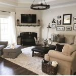 40+ Awesome Farmhouse Design Ideas For Living Room (27)