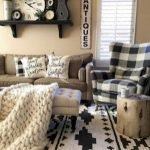 40+ Awesome Farmhouse Design Ideas For Living Room (31)