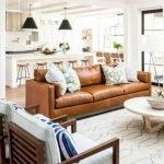 40+ Awesome Farmhouse Design Ideas For Living Room (32)