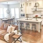 40+ Awesome Farmhouse Design Ideas For Living Room (37)