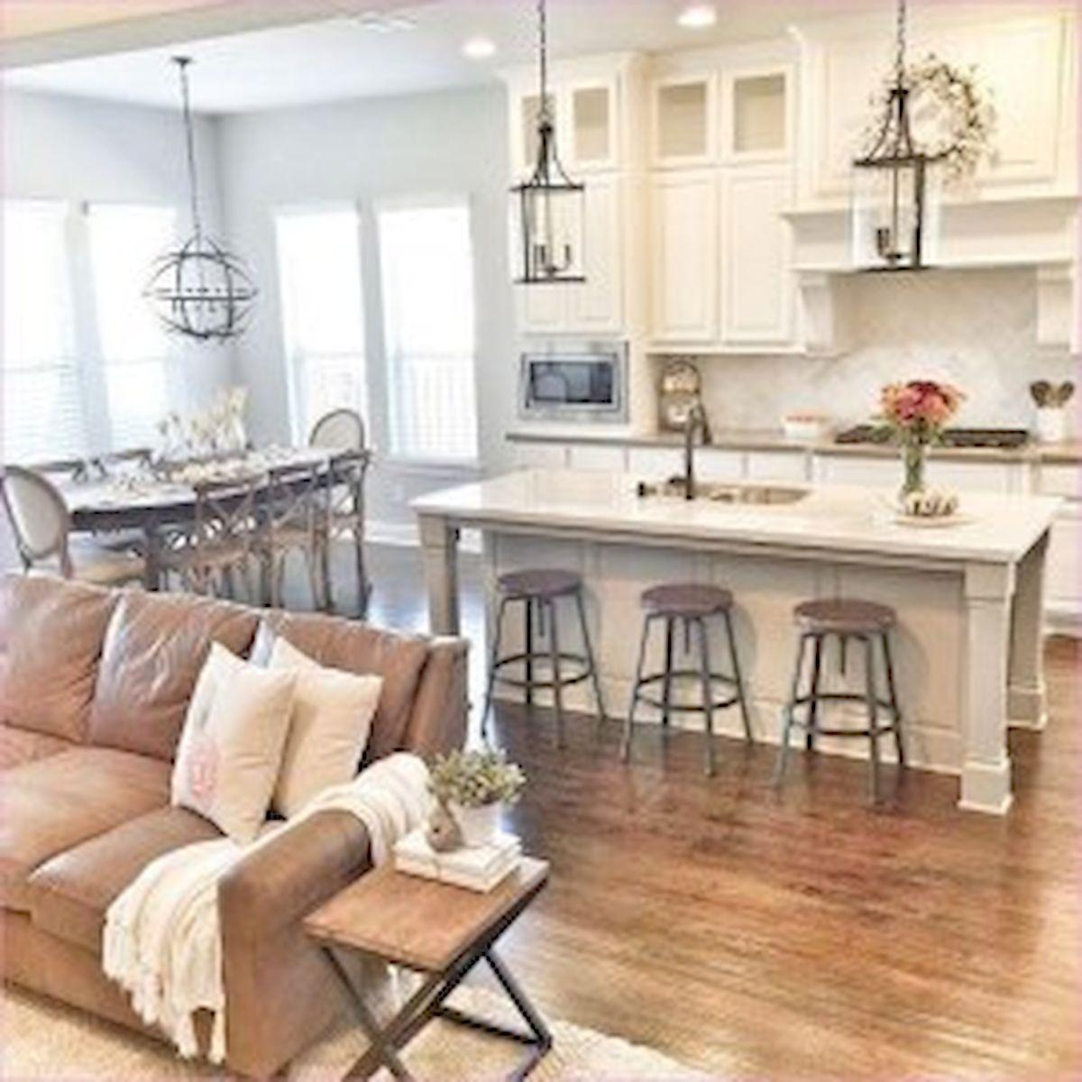 40+ Awesome Farmhouse Design Ideas For Living Room (37)