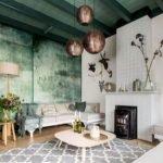 40+ Awesome Farmhouse Design Ideas For Living Room (40)
