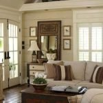 40+ Awesome Farmhouse Design Ideas For Living Room (8)