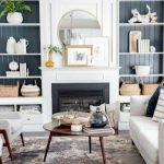 40+ Awesome Farmhouse Design Ideas For Living Room (9)