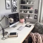 45 Adorable Home Office Decoration Ideas (12)