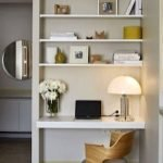 45 Adorable Home Office Decoration Ideas (13)