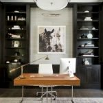 45 Adorable Home Office Decoration Ideas (25)