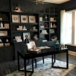 45 Adorable Home Office Decoration Ideas (29)