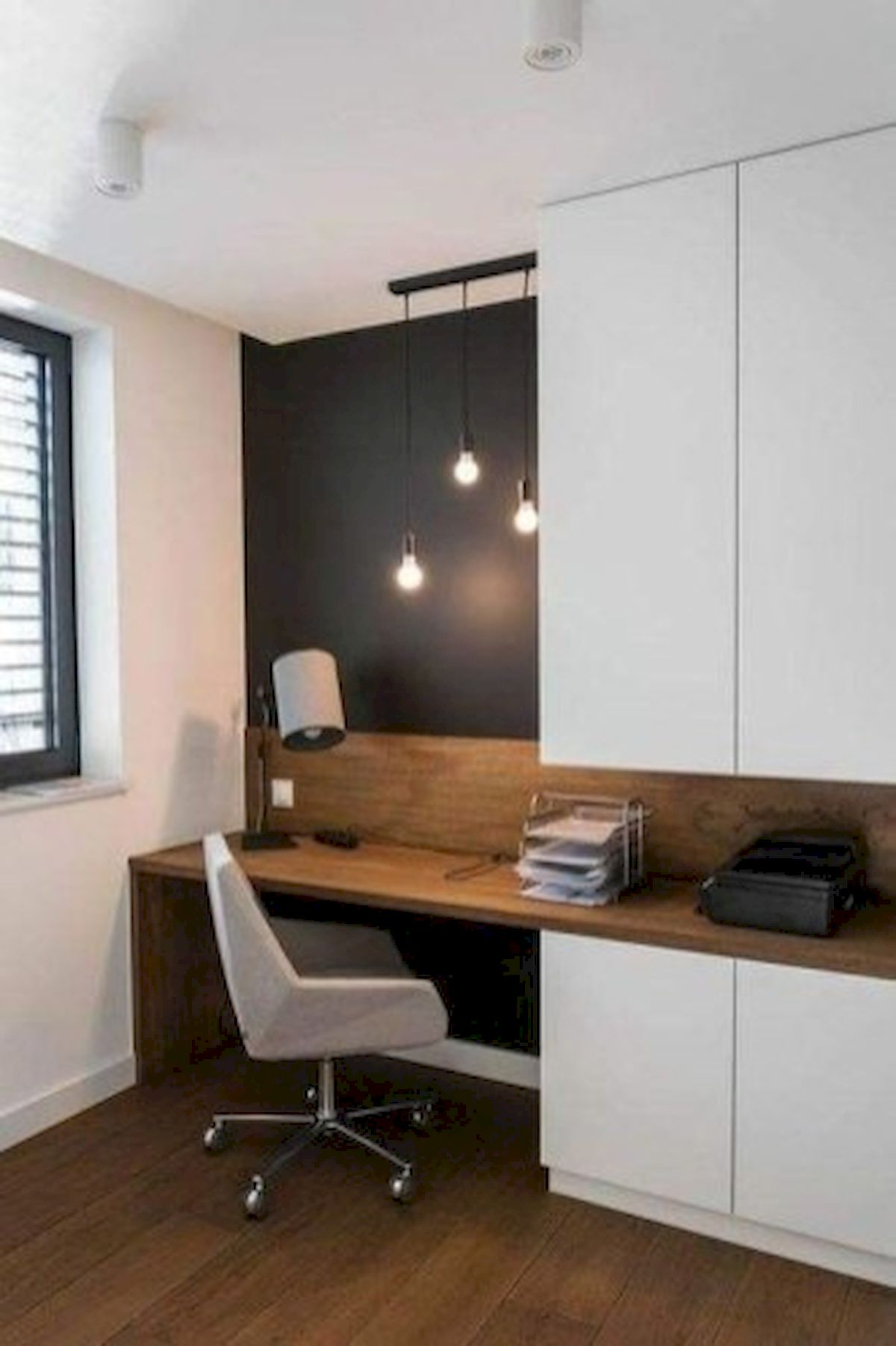 45 Adorable Home Office Decoration Ideas (32)