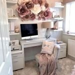 45 Adorable Home Office Decoration Ideas (34)