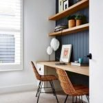 45 Adorable Home Office Decoration Ideas (6)