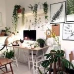 45 Adorable Home Office Decoration Ideas (9)
