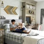 45 Cool Boys Bedroom Ideas To Try At Home (1)