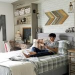 45 Cool Boys Bedroom Ideas To Try At Home (2)