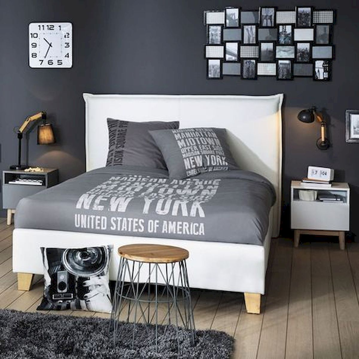 45 Cool Boys Bedroom Ideas to Try at Home (28)