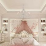 45 Cute Pink Bedroom Design Ideas (18)