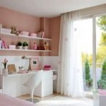 45 Cute Pink Bedroom Design Ideas (27)