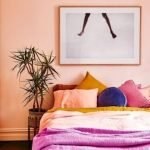45 Cute Pink Bedroom Design Ideas (28)