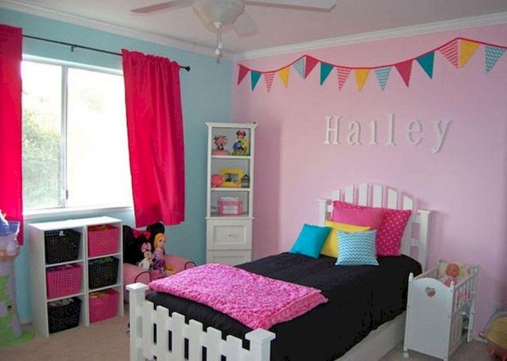 45 Cute Pink Bedroom Design Ideas (3)