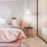 45 Cute Pink Bedroom Design Ideas (39)
