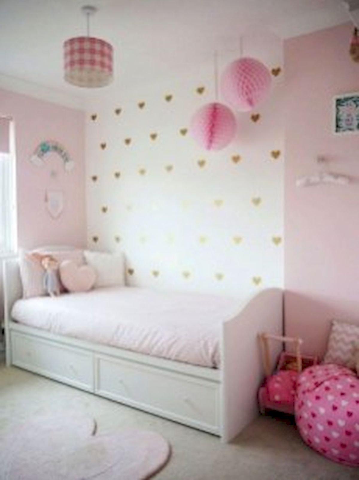 45 Cute Pink Bedroom Design Ideas (4)