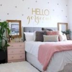 45 Cute Pink Bedroom Design Ideas (40)