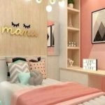 45 Cute Pink Bedroom Design Ideas (41)