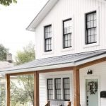 46 Awesome Farmhouse Home Exterior Design Ideas (14)