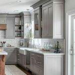 50 Cozy Farmhouse Kitchen Design and Decor Ideas (10)