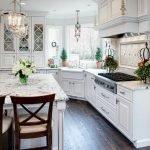 50 Cozy Farmhouse Kitchen Design and Decor Ideas (19)