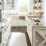 50 Cozy Farmhouse Kitchen Design and Decor Ideas (22)