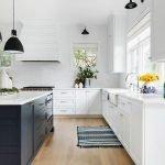 50 Cozy Farmhouse Kitchen Design and Decor Ideas (30)