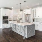 50 Cozy Farmhouse Kitchen Design and Decor Ideas (43)